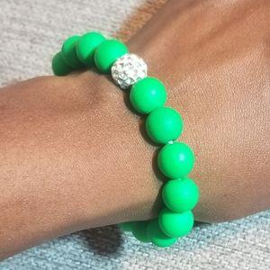 3/$20 ❤❤❤ Bright Green Bracelet